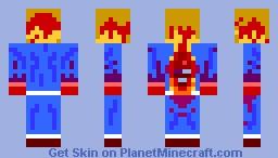 headcrab zombie Minecraft Skin