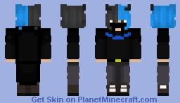 Nas Minecraft Skin