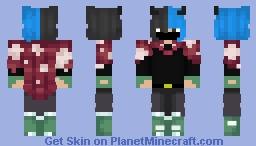 Mushroom Nas Minecraft Skin