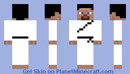 Kung fu man Minecraft Skin