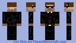 Secret Service Person