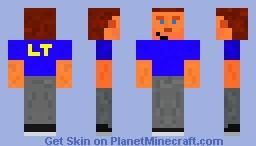 LT skin Minecraft Skin