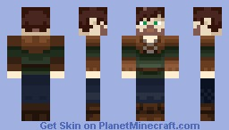 Thief Minecraft Skin