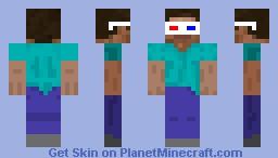 3D Minecraft Skin
