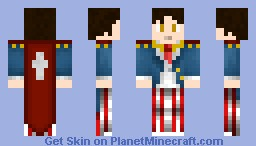 Me dont know his name.... ¬_¬ Minecraft Skin