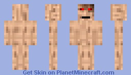 Monster Minecraft Skin