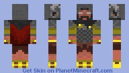 Cimmerians (for mythological contest) Minecraft Skin