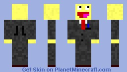 Awesome smiley Minecraft Skin