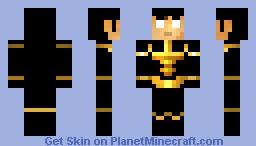 deathknight Minecraft Skin