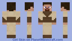 Ancient Uniform (Stargate) Minecraft Skin