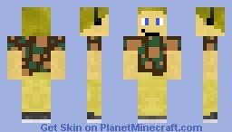 Minecraft Camouflage Minecraft Skin