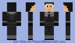 StarKiller (SW The Force Unleashed 2) Minecraft Skin