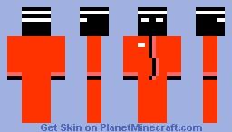 Jailmans skin Minecraft Skin