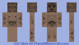 ReDead Minecraft Skin