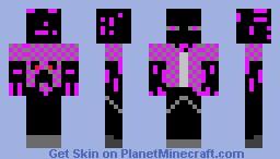 The best Ender Teen Minecraft Skin