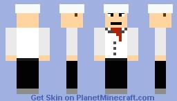 Texturcraft Chef Minecraft Skin