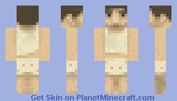 Greatwood survivor Minecraft Skin