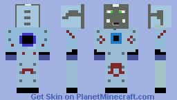 Texturcraft Killer Minecraft Skin