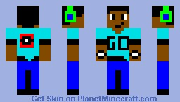 Goze-The GO Show Minecraft Skin