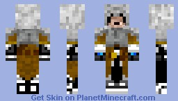 The lost King Minecraft Skin