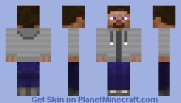 Classique Minecraft Skin
