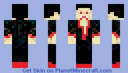 Vampcraft! Minecraft Skin