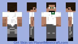 Halo Dude Minecraft