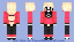 Charlie Magne (Hazbin Hotel) Minecraft Skin