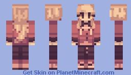 Charlie of Hazbin Hotel Minecraft Skin
