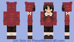 Charlotte Minecraft Skin