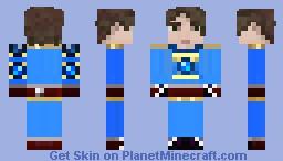 NESTDROID ROBOT Minecraft Skin