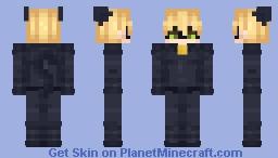 ❀ Chat Noir ❀ Minecraft Skin