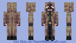 A H H H H  N U C H E E K I B R E E K I I V D A M K E Minecraft Skin