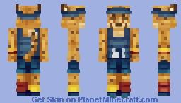 Marathon Cheetah (CE) Minecraft Skin