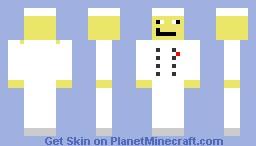 Master Chef Minecraft Skin