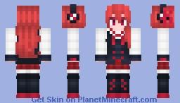 Chelsea - Akame Ga Kill! Minecraft Skin