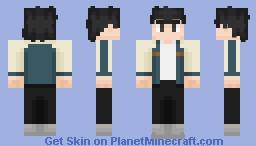 Link Click - Cheng Xiaoshi Minecraft Skin