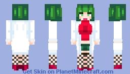 A rather scientific Cherry. 🍒 Minecraft Skin