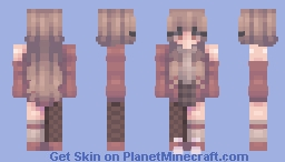 cherry cola - peri (thanks for 150!) Minecraft Skin