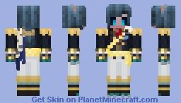 😺𝓒𝓱𝓮𝓼𝓱𝓲𝓻𝓮 𝓒𝓪𝓽😺 Minecraft Skin