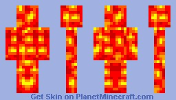 lava skin