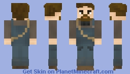 Chet   FNV Minecraft Skin