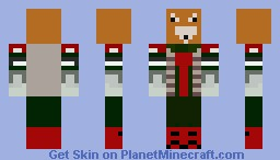 Star fox Minecraft Skin