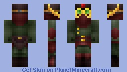 Legend of Korra - Chi Blocker Minecraft Skin