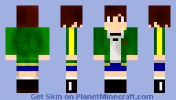 Chie Satonaka (Summer) Minecraft Skin
