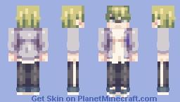 chikage Minecraft Skin