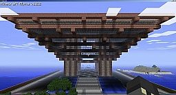 China Pavilion Minecraft Map & Project