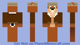 Chip Minecraft Skin