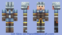Agatha Man-At-Arms Minecraft