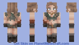 ↠ Apocalyptic Minecraft Skin